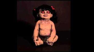 Demonica Zombie Baby® Prop