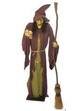 Head Shrinker Witch