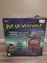 Pop-Up Werewolf