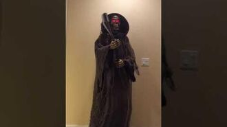Face Changing Reaper Life size version
