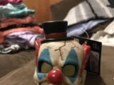 Color Changing Clown Head