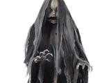 Creepy Rising Doll