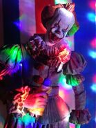 Bloody Pennywise Lights WM