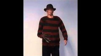 New Lifesize Freddy Krueger Nightmare on Elm Street Animatronic
