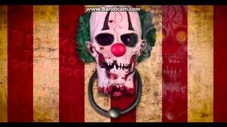 Bonkers The Clown Door Knocker - Spirit Halloween