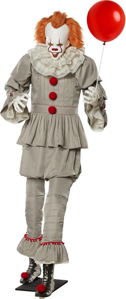 Spirit Halloween Clown Costumes Kids.Pennywise 2019 Spirit Halloween Wikia Fandom Powered