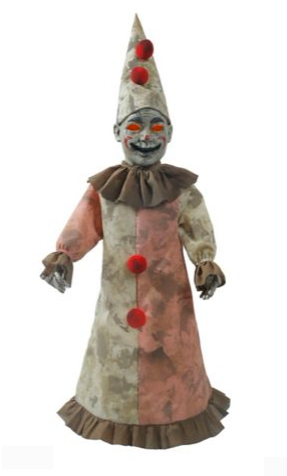 Roaming Antique Clown | Spirit Halloween Wikia | FANDOM