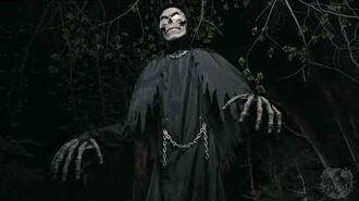 Towering Reaper Site Video - Spirit Halloween