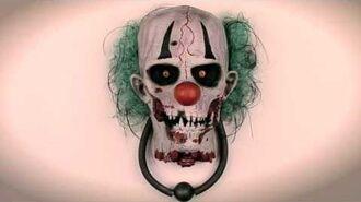 Bonkers The Clown Doorknocker