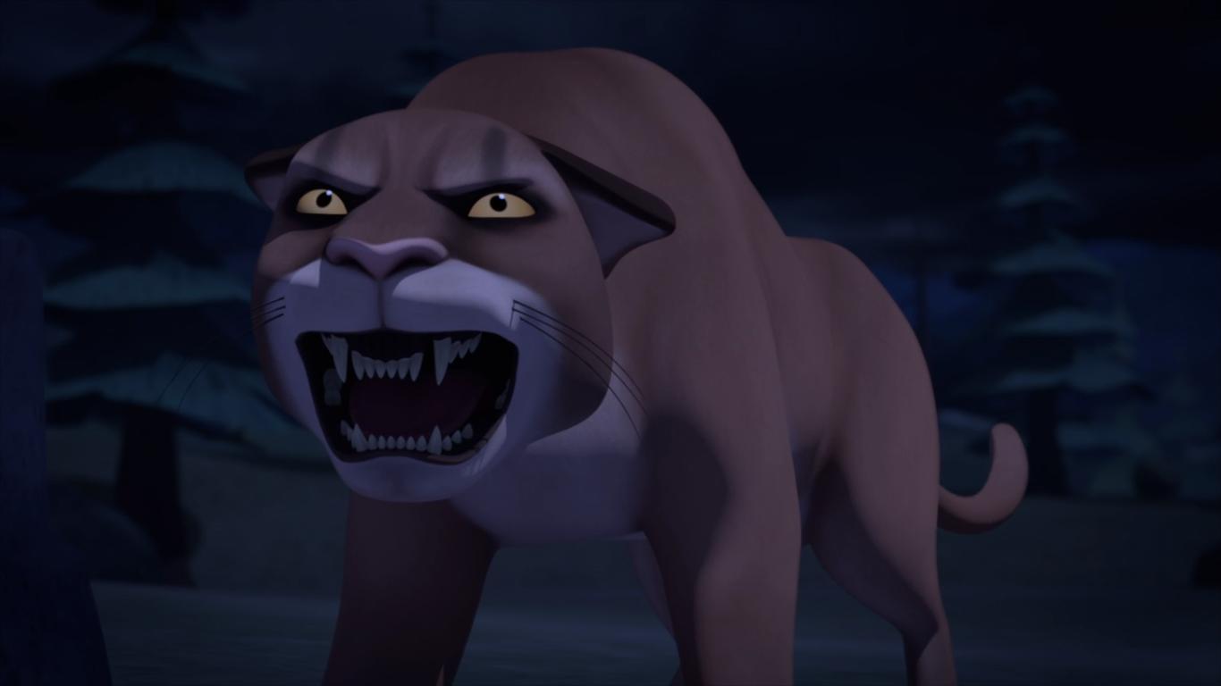 Mountain Lion Spirit Riding Free Wiki Fandom