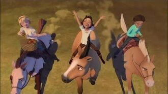 Spirit Riding Free- Pony Tales - Young and Free