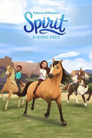 SpiritRidingFreePoster