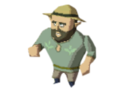 Spirit Tracks Wiki pics Lumber Guy
