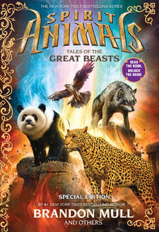 SA Great Beasts Cover