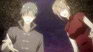 Keika remembers his parents