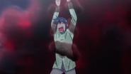 Keika captured by spirit energy