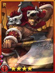 Barbaric Warrior