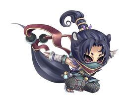 Female assassin spirit
