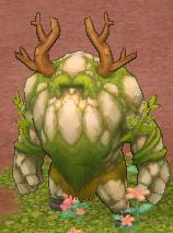 Mossy elemental
