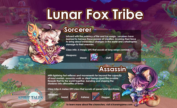 Lunar fox tribe
