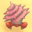Spiral crab