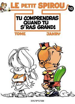 Le Petit Spirou n10
