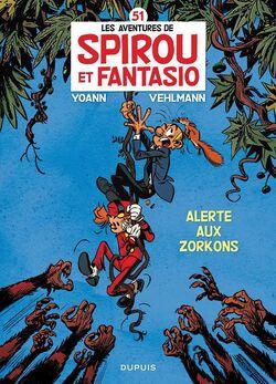 Spirou et Fantasio n51