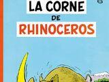 La corne de rhinocéros