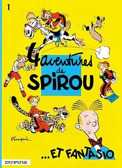 Spirou et Fantasio n01