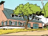 Maison de Spirou et Fantasio