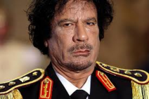 The real Muammar Al Gaddafi