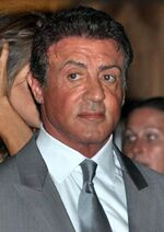 The real Sylvester Stallone