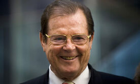 The Real Roger Moore 007