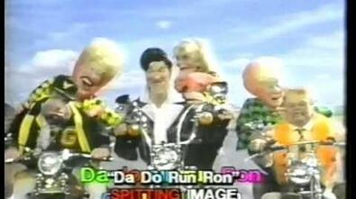 Spitting Image - Da Do Run Ron - 1984-0
