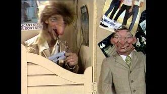 Spitting Image - Kenneth Williams