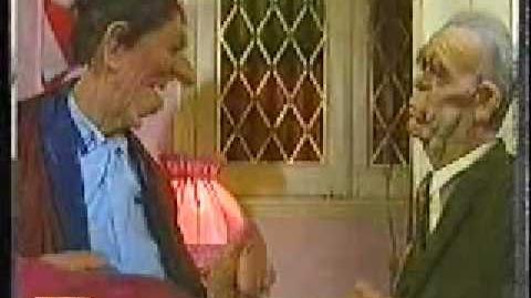 Spitting Images Ronald Reagan