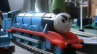 Thomas the Tanked-Up Engine (Spitting Image Remake)