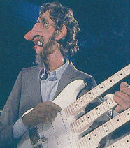 Mike Rutherford of Genesis