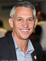 The real Gary Lineker