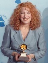 The real Bette Midler