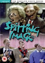Spitting Image Series 8 complete DVD