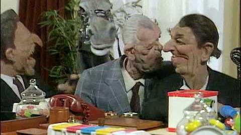 Spitting Image series 3 clip