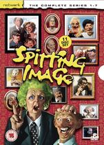 Spitting Image Series 1-7 complete DVD