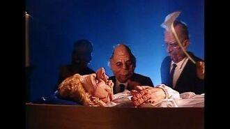 Spitting Image the death of Margaret Thatcher