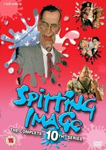Spitting Image Series 10 complete DVD
