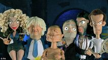 Spitting Image is coming back