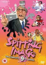 Spitting Image Series 9 complete DVD