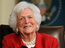 The real Barbara Bush