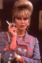 The real Joanna lumley