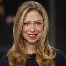 The real Chelsea Clinton